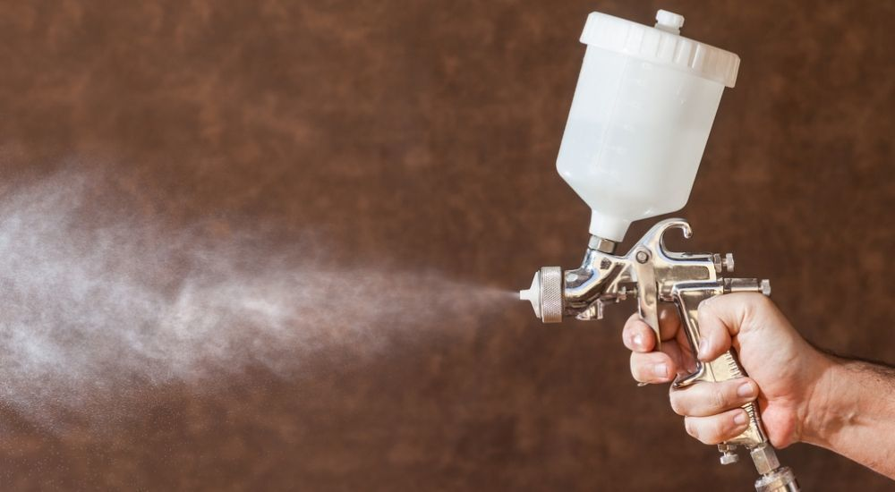 How To Operate An HVLP Paint Sprayer