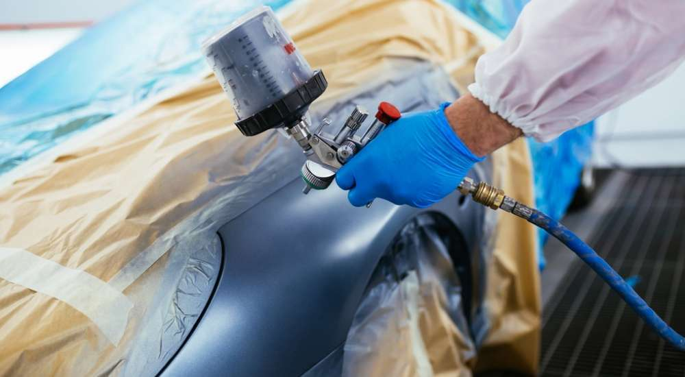 best air compressors for painting cars
