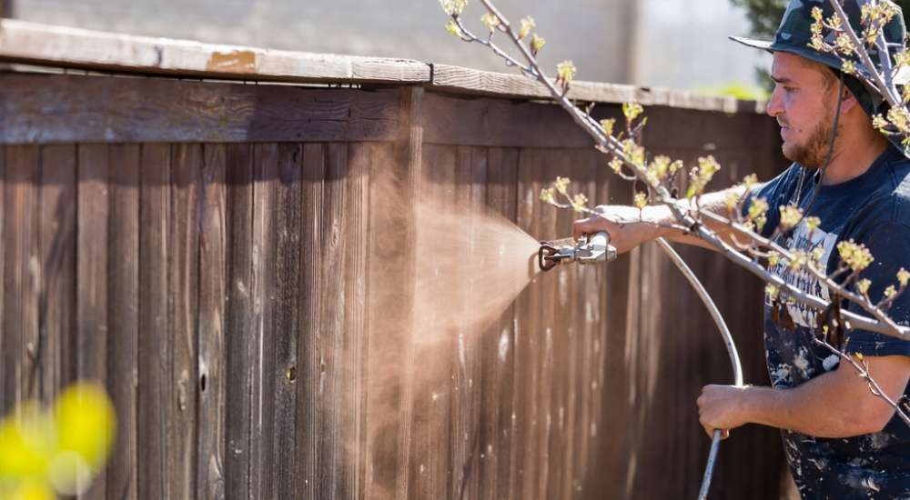 6 Best Paint Sprayer For Fences 2019 Top Reviews Guide