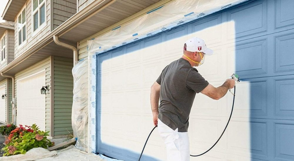 Best paint sprayers for house exterior