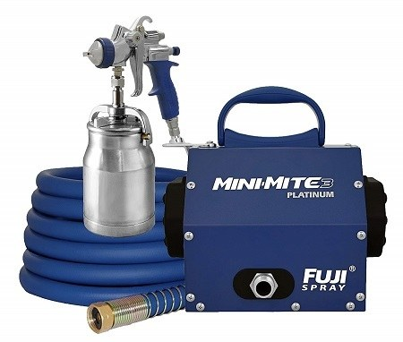 Fuji 2903-T70 PLATINUM - T70 HVLP Mini-Mite 3 Spray System