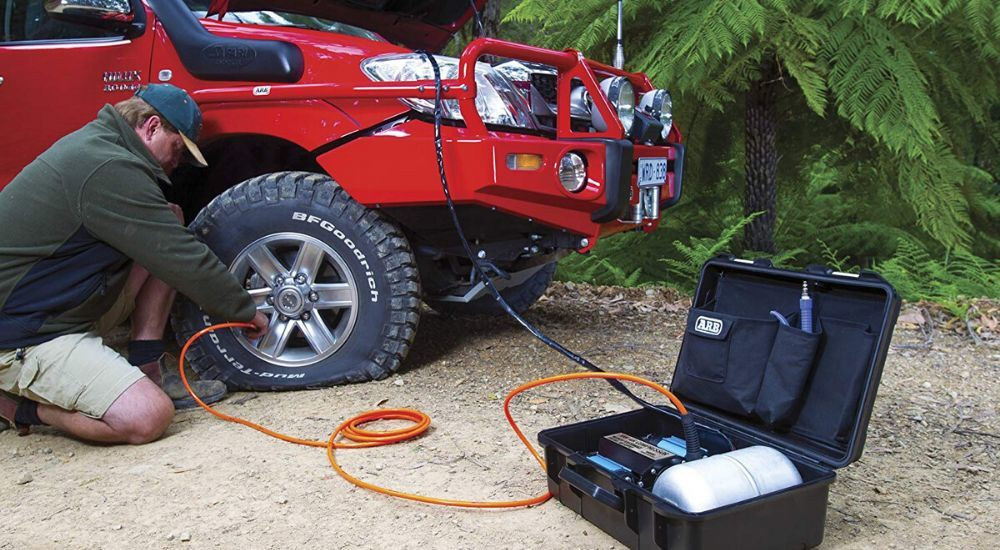 Best Off Road Air Compressor 2020 – Detailed Review & Guide