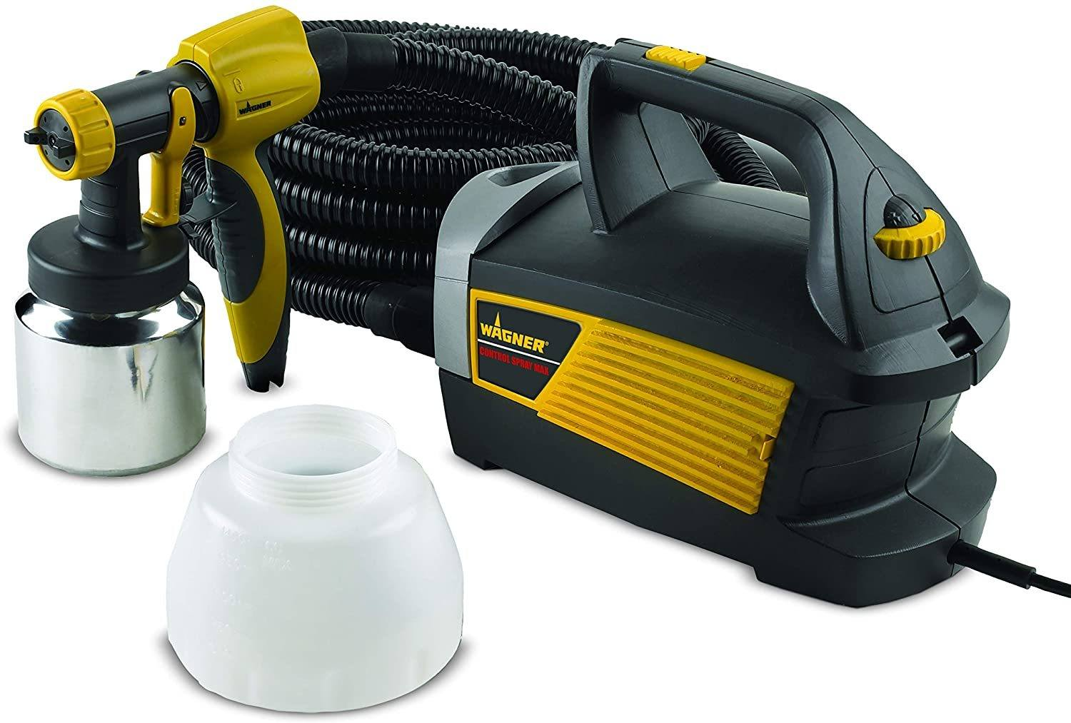 Wagner Spraytech 0518080 Control Spray Max HVLP Paint or Stain Sprayer