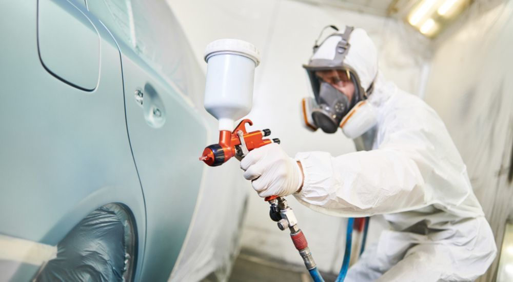 best automotive HVLP spray gun
