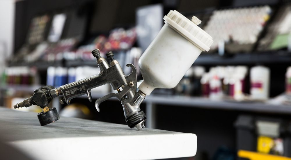 best spray gun for lacquer