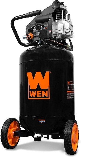 WEN 2202 Oil-Lubricated 20-Gallon Air Compressor