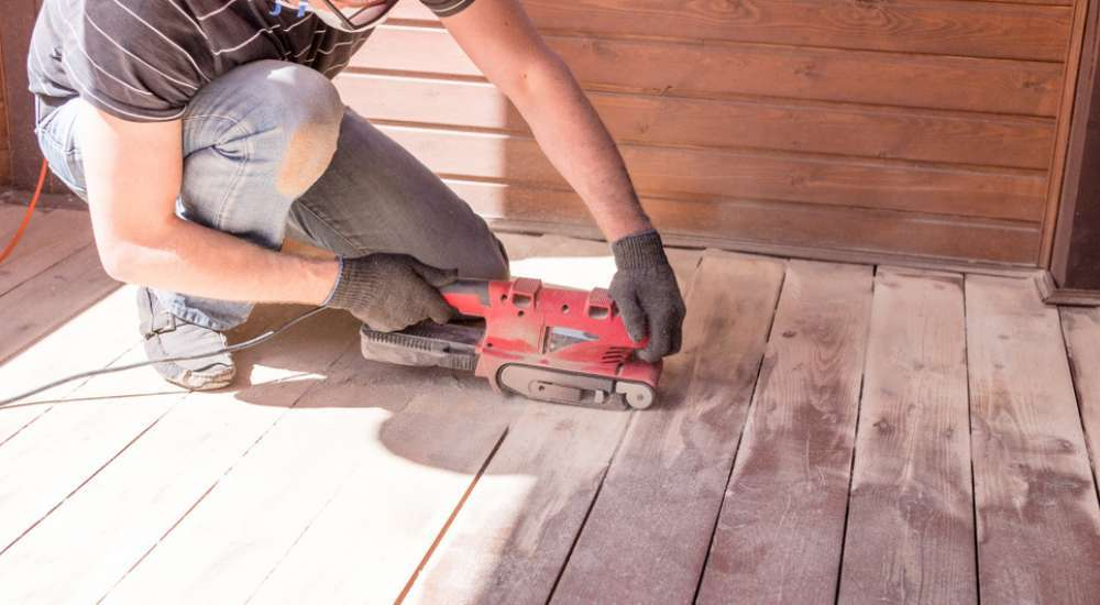 How to sand and refinish hardwood floors